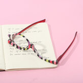Colorful Magnifying Makeup Glasses Eye Spectacles