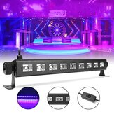 27W 385NM UV Auto zmiana koloru LED Stage Light dla Bar Disco Party Club Christmas