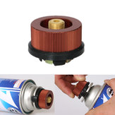 LAOTIE GT-1 Outdoor Cooking Stove Adapter Split Type Furnace Converter Connector Gas Tank Tools