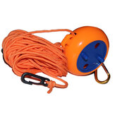 8m Emergency Rescue Line Outdoor Survival Camping Klimtouw Telescopisch Winddicht Touw