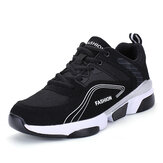 Men Comfy Mesh Athletic Shoes Outdoor Sports Shoes