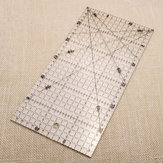15x30cm DIY Craft Sewing Patchwork Transparent Ruler Clothing Bag Sewing Measurement Tool