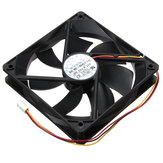 3 Pin 120 * 120 * 25mm CPU Cooler Fan Refrigerador