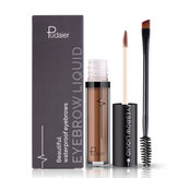 Pudaier Pro Eyebrow Liquid Enhancers Tattoo Long Lasting Makeup Cosmetic Pigments with Brush