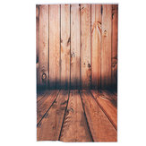 3x5FT Vinyl Wood Wall Floor Photography Backdrop Background Studio Prop