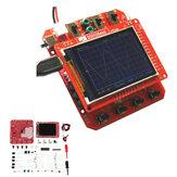 Original JYETech 13805K DSO138mini DIY Digital Oscilloscope Kit SMD Pre-soldered 200KHz 3.5V-6V DC