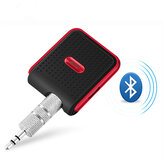 Bakkey bluetooth V4.1 Car Hands Free Music Receiver 3.5mm AUX Adaptador De Áudio Para Áudio Do Carro Falantes