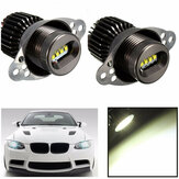 20W 1200LM Biały LED Angel Eyes Lights Pierścienie Halo Ring dla BMW E90 E91 2009-2011
