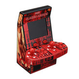 183 in 1 Mini Double Player Dual Gamepad Gaming Console Games Device Support TF Card