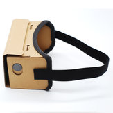 Cardboard VR Experience 3D Glasses Virtual Reality Headset Glasses For 4.7-5.5inch Smartphone