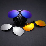 Clip-on Night Vision UV400 Polarized Lens Glasses