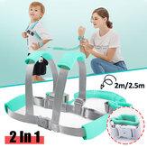2 в 1 ремне безопасности для малышей Анти Lost Wrist Link Baby Kid