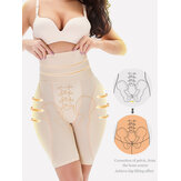 High Waisted Lift Hips Control Belly Shaping Panties