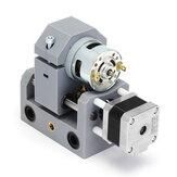 CNC 1610 2418 3018 Eje Z 775 Husillo motor Taladro Juego integrado de trozos DIY Kit de actualización Piezas de CNC para grabador Láser
