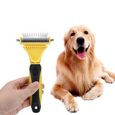 Dog Brush for Shedding-Best Cat Grooming Comb Tools Pet Hair Trimmer Clipper