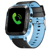 Kids Smart Watch Anti-lost GPS Fitness Anti-lost Tracker Locator SOS Call Camera For IOS Android APP