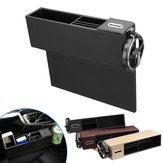 Passenger Side Car Seat Gap Storage Box Pocket Organizer Phone Cup Holder