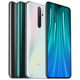 Xiaomi Redmi Note 8 Pro Global Version 6,53 cala 64MP Quad kamera tylna 6 GB 128 GB NFC 4500 mAh Helio G90T Octa Core 4G Smartphone