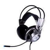 SOMiC G955 40mm Speaker Unit Virtual 7.1 Surround USB Gaming Luminous Headphone Headset With Microphone for Computer Profession Gamer