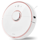 Roborock S51 Robot Vacuum Cleaner 2-in-1 Sweeping and Mop, LDS and SLAM Smart Planned 2000Pa Suction 5200mAh