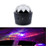 Led Decorative Light Modified Colorful Flashing Atmospher Lights Sound Control Music Rhythm Lamps USB Portable For Car Home