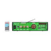 500 Вт Главная Авто Аудио Цифровой стерео Bluetooth Усилитель BT / USB / SD / FM / Mic + Дистанционный