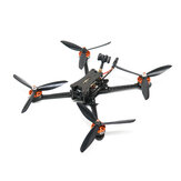 Eachine Tyro119 250mm F4 OSD 6 Inch 3-6S DIY FPV Racing Drone PNP w/ Caddx Turbo F2 1200TVL Camera