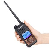 Baofeng DM-X Digital Walkie Talkie GPS Record Tier 1&2 Dual Band Dual Time Slot DMR Analog Two Way Audio