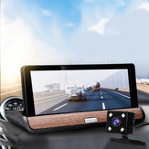 7 Inch 1080P HD Dual Lens Car DVR Camera Recorder Video Dash Cam GPS G-Sensor