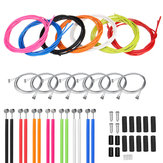 Front & Rear Brake Gear Cable Kit Inner Outer MTB Mountain Bike Bicycle