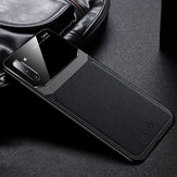 For Samsung Galaxy Note 10 Plus / Galaxy Note 10+ 5G Bakeey Luxury Business PU Leather Mirror Glass Shockproof Protective Case