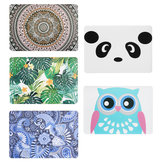Bakeey Colour Cartoon Printing Shell Upper Cover and Bottom Laptop Tablet Protective Case for Macbook Model A1534 12 inch
