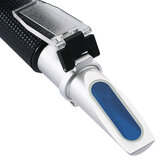 Refractometer Alcohol Alcoholometer 0 ~ 80% ATC Handheld Tool Alcoholmeter