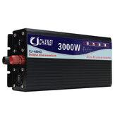 インテリジェントソーラーピュアサインインバーター12V / 24V to 110V 3000W / 4000W / 5000W / 6000W Power Converter