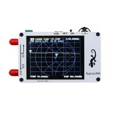 NanoVNA Vector Netwerk Analyzer 50 KHz-900 MHz Digitale Lcd-scherm HF VHF UHF Antenne Analyzer Staande Golf USB POWER