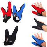 Pro Elastic Single Two-Finger Casting Glove Fishing Finger Gloves Stall Protector