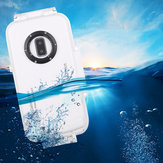 40m Waterproof Diving Shell Shockproof Full Cover Protective Case for Samsung Galaxy S9 S9+ / S9 Plus