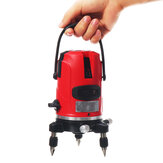 2/3/5 Lines Ray Laser Level 2 Lines 1 Point Self-Leveling 360 Degree Rotary Horizontal And Vertical Cross Line Level Kit