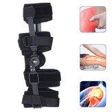 Adjustable Hinged Knee Pad Knee Brace Knee Support Left Right Leg Knee Joint Fixator-S/M/L