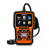 Foxwell NT301 OBD2 Motor Fehlercode-Lesegerät Auto-Diagnosescanner-Reset-Tool Multi Languages