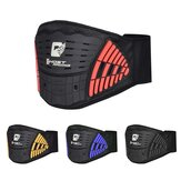 GHOST RACING Motorcycle Racing Waist Support Belt Sports Safety Protective Gear Protector