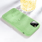 Cafele Smooth Shockproof Soft Liquid Silicone Rubber Back Cover Protective Case for iPhone 11 Pro 5.8 inch