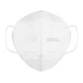 KN95 FFP2 Mascarillas PM2.5 Polvo Antivaho Filtro de gas Respirador Máscara protectora