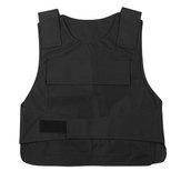 JiaRong Corpo Colete À Prova de Balas Frente Placas Traseiras Armor Jaqueta Tática Guarda Colete de Segurança Colete Tático