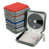 40 Disc CD DVD  Double-side Storage Case Organizer Holder Hard Wallet Album CD Storage Bag