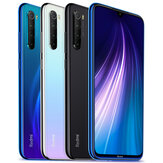 Xiaomi Redmi Note 8 Global Version 6,3 inç 48MP Quad Arka Kamera 3GB 32GB 4000mAh Snapdragon 665 Octa Core 4G Akıllı Telefon