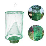 2/3/6 / 10PCS Zielona Drosophila Fly Trap Top Catcher Fly Wasp Insect Bug Killer Catcher Cage Moskitiera