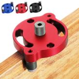 X600-1 Lega di alluminio autocentrante 6 8 10mm Perno di centraggio Pannello in legno Punzonatrice Localizzatore di fori Centro di faggio Posizione del foro di misurazione Foratura Lavorazione del legno