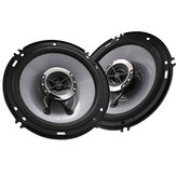 1641 6 Inch 400W Car Coaxial Speaker DIY Horn 2PCS