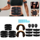 KALOAD 32 pz / set ABS Stimolatore Hip Trainer Glutei Muscolo addominale Trainer Sport Idoneità Body Shaping